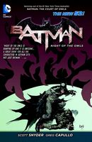 Batman (New 52): Night of the Owls - TPB/Graphic Novel